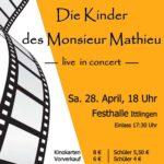 """""""Die Kinder des Monsieur Mathieu"""" – live in concert"""