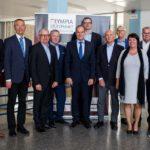 Neuer OSP-Präsident Rhein-Neckar Dr. Martin Lenz gewählt