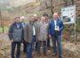 Östringer Geo-Pfade durch Minister Hauk eingeweiht