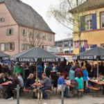Maifest auf dem Marktplatz Meckesheim