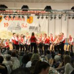 Grosse Unterhaltung in Eschelbach