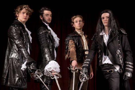 3 Musketiere – Das Musical
