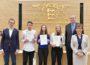 Erste Preisträger des 60. Schülerwettbewerbs des Landtags geehrt