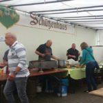 Adersbacher und Vatertags-Wanderer trotzten dem schlechten Wetter