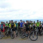 Mountain-Bike-Tour mit OB Jörg Albrecht
