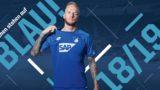 TSG 1899 Hoffenheim präsentiert neues Heim-Trikot für die Saison