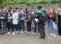 8. Klassen der Kraichgau-Realschule  gedenken der Sinsheimer Euthanasie-Opfer