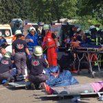 Über 500 Retter trainieren den Katastrophenfall