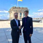Schnupperkurs als Bundestagsabgeordneter