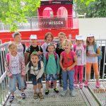 Gemeinsamer Ausflug vom Kindergarten Untergimpern und Helmhof