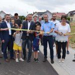 "Feierliche Eröffnung des Baugebietes ""Bühl-Wanne"" in Eschelbach"