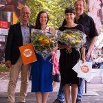 Nadine Pape und Lisa Bräuniger bekommen Förderpreise
