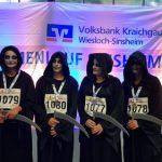 Siegerehrung Volksbank Kraichgau Firmenlauf Sinsheim 2018