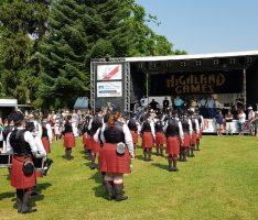 13. International Highland Games Angelbachtal – Videos