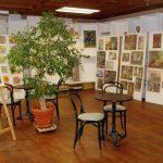 Kunstausstellung zum Stadtfest