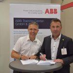 Unternehmertreffen bei ABB