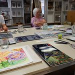 Ausstellung zum Sinsheimer Stadtfest – Das WirthsHaus lud ein