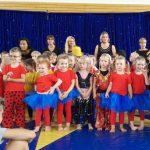 Zirkusprojekt im Städtischen Kindergarten Vogelnest in Hoffenheim