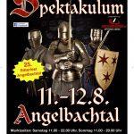 Mittelalterliches Spektakulum mit Ritterturnier