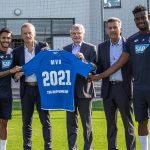 MVV und TSG Hoffenheim verlängern bewährte Partnerschaft