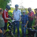 Radtour von Neckargemünd nach Zuzenhausen am 8. September
