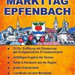 40. Dorffest Markttag Epfenbach