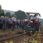 18. historischer Kartoffeltag der Dreschgemeinschaft Dühren