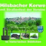 Speisen und Getränke 2018 Hilsbacher Kerwe