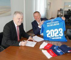TSG Hoffenheim und Sparkasse Heidelberg bauen Partnerschaft aus