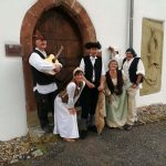 Der Dorfschulmeister mit Emma und Helene sind wieder unterwegs