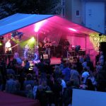Rock-Festival auf dem Epfenbacher Markttag