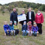 Großzügige Spende der BB Bank für städtische Kindergärten