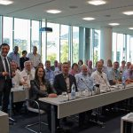 Bürgermeister und Kommunalpolitikern besuchten Dr. Albrecht Schütte MdL