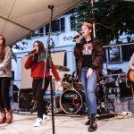 Rockiges Generationentreffen auf dem 40. Epfenbacher Markttag