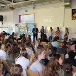 Workshoptag zum Thema Bildung für nachhaltige Entwicklung an der Kraichgau Realschule in Sinsheim