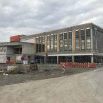"""Einladung  zur Baustellenbegehung """"Stadthalle und Stadtbibliothek"""""""