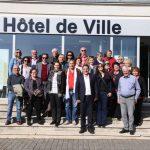 Besuch der Neckarbischofsheimer Delegation in der Partnerstadt La Chapelle St. Luc