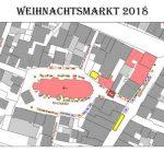 Stände, Teilnehmer und Fahrplan zum Sinsheimer Weihnachtsmarkt