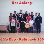 15 Jahre Viet Vo Dao beim SV 1927 Rohrbach/S.