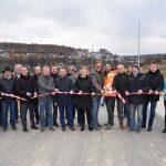 """Baugebiet """"Vorderes Tal"""" in Hoffenheim offiziell übergeben"""
