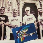 """Nikolausparty zu Gunsten """"Kinder unterm Regenbogen"""""""