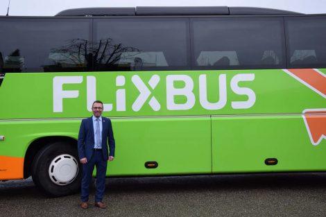 Sinsheim wurde ins Streckennetz von FlixBus aufgenommen