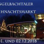 Angelbachtaler Weihnachtsmarkt am 1. und 2.12.2018
