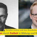 Christian Lindner kommt nach Rhein-Neckar