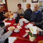Nachdenkliche Adventsfeier beim Polizei-Stammtisch der ehemaligen Autobahnpolizei Sinsheim