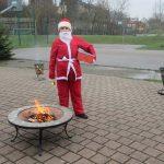 Weihnachtszauber im und um das Jugendhaus herum