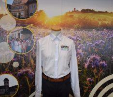 Sonderaktion: Heimattage-Hemden und –Blusen können erworben werden