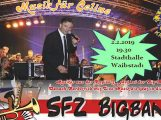 SFZ-Big-Band presents – Musik für Celine