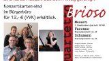 Klassikkonzert des Quartetto Brioso