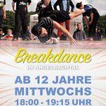 Auspowern im Breakdance und HipHop Training